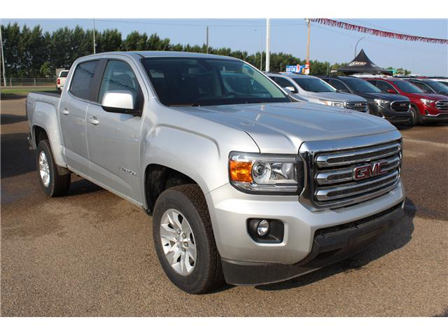 2018 GMC Canyon SLE (Stk: 161004) in Medicine Hat - Image 1 of 24
