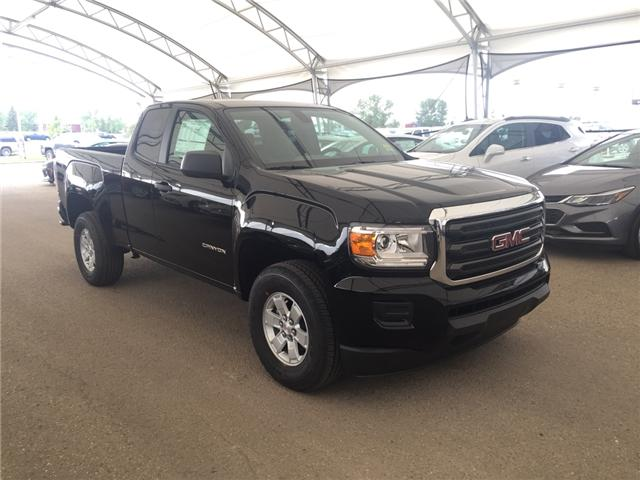 2018 GMC Canyon Base (Stk: 164931) in AIRDRIE - Image 1 of 18