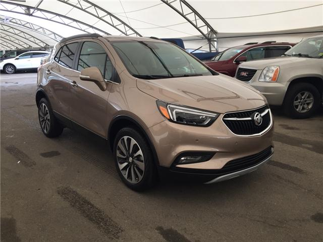 2018 Buick Encore Premium (Stk: 168087) in AIRDRIE - Image 1 of 21