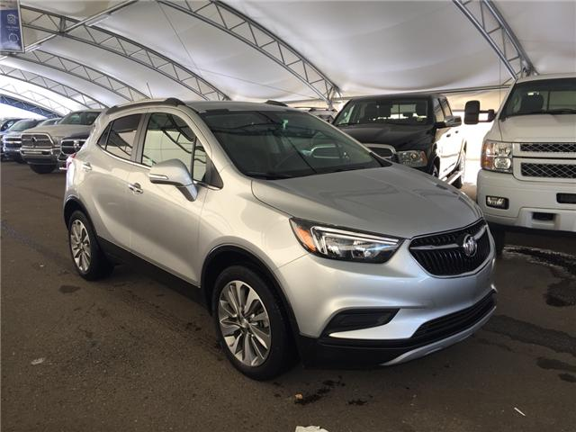 2018 Buick Encore Preferred (Stk: 168347) in AIRDRIE - Image 1 of 18