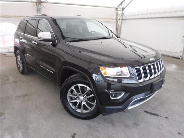 2014 Jeep Grand Cherokee Limited (Stk: ST1610) in Calgary - Image 1 of 28