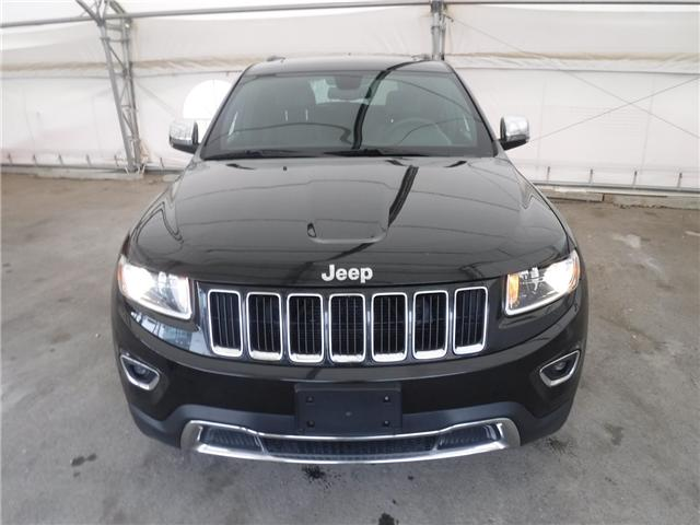 2014 Jeep Grand Cherokee Limited (Stk: ST1610) in Calgary - Image 2 of 28