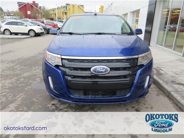 2013 Ford Edge Sport (Stk: B83372) in Okotoks - Image 2 of 21