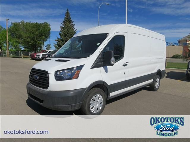 2018 Ford Transit-350 Base (Stk: J-213) in Okotoks - Image 1 of 6