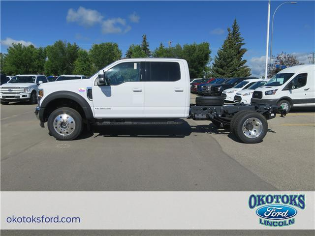 2018 Ford F-550 Chassis Lariat (Stk: JK-338) in Okotoks - Image 2 of 5