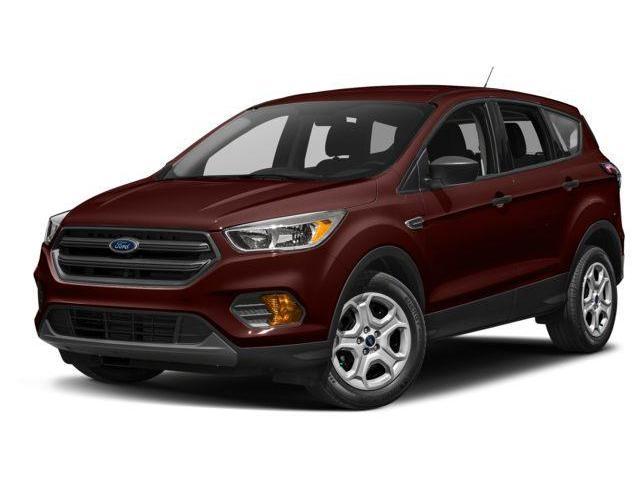 2018 Ford Escape SE (Stk: J-2217) in Okotoks - Image 1 of 9