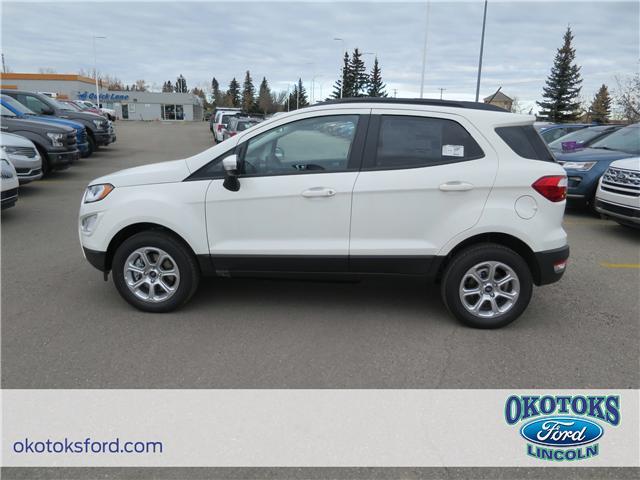 2018 Ford EcoSport SE (Stk: JK-504) in Okotoks - Image 2 of 5