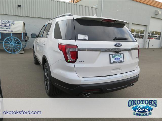 2019 Ford Explorer XLT (Stk: KK-21) in Okotoks - Image 3 of 5
