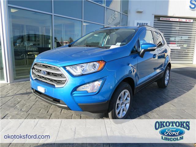 2018 Ford EcoSport SE (Stk: JK-503) in Okotoks - Image 1 of 5