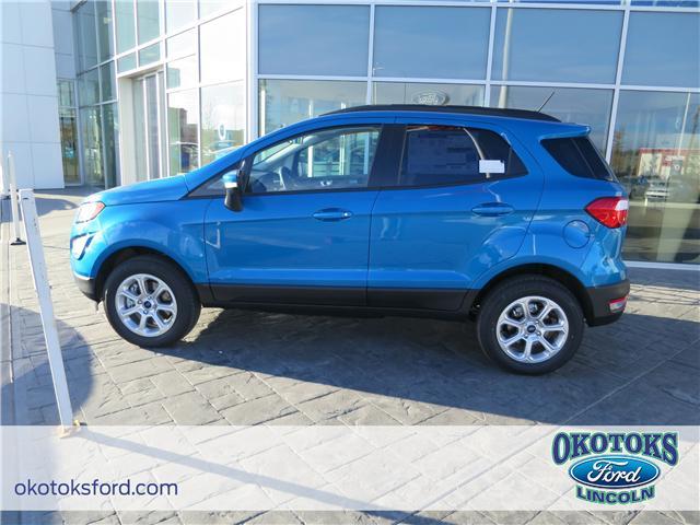 2018 Ford EcoSport SE (Stk: JK-503) in Okotoks - Image 2 of 5