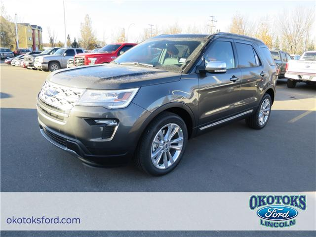 2019 Ford Explorer XLT (Stk: KK-17) in Okotoks - Image 1 of 5
