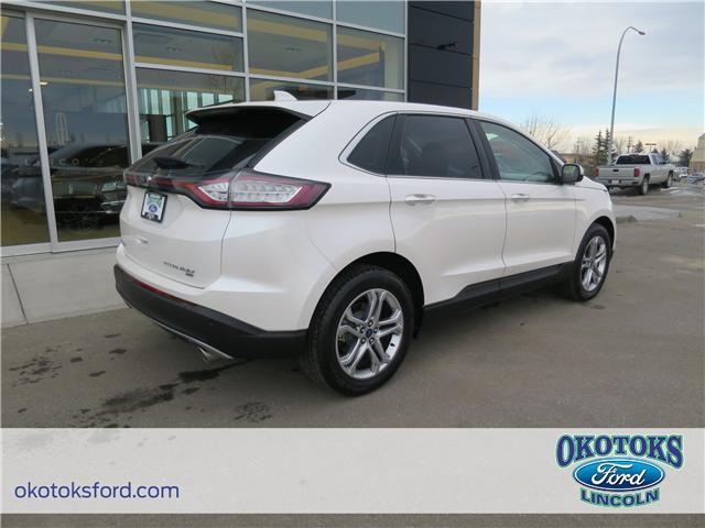 2017 Ford Edge Titanium (Stk: B83360) in Okotoks - Image 5 of 22