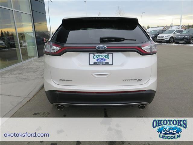 2017 Ford Edge Titanium (Stk: B83360) in Okotoks - Image 6 of 22