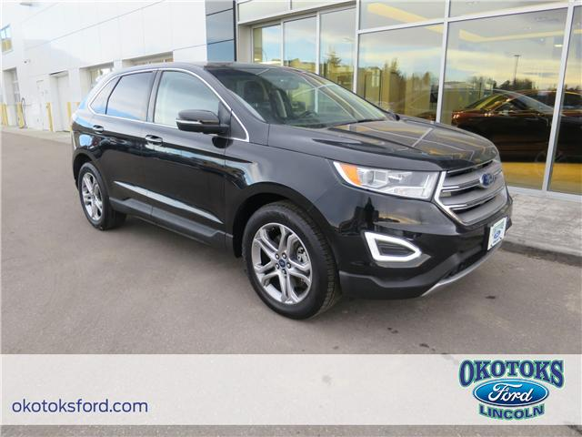 2017 Ford Edge Titanium (Stk: B83361) in Okotoks - Image 3 of 22