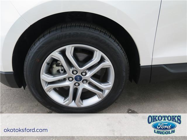 2017 Ford Edge Titanium (Stk: B83360) in Okotoks - Image 7 of 22