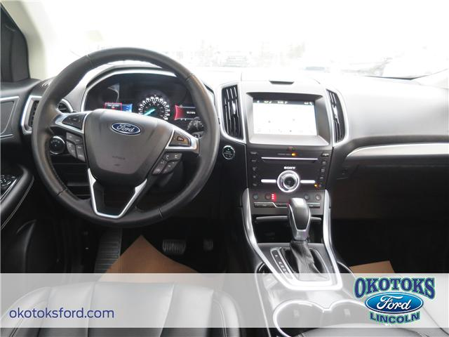 2017 Ford Edge Titanium (Stk: B83360) in Okotoks - Image 8 of 22