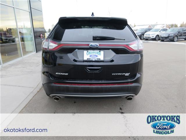 2017 Ford Edge Titanium (Stk: B83361) in Okotoks - Image 6 of 22