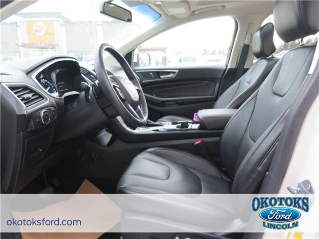 2017 Ford Edge Titanium (Stk: B83360) in Okotoks - Image 9 of 22