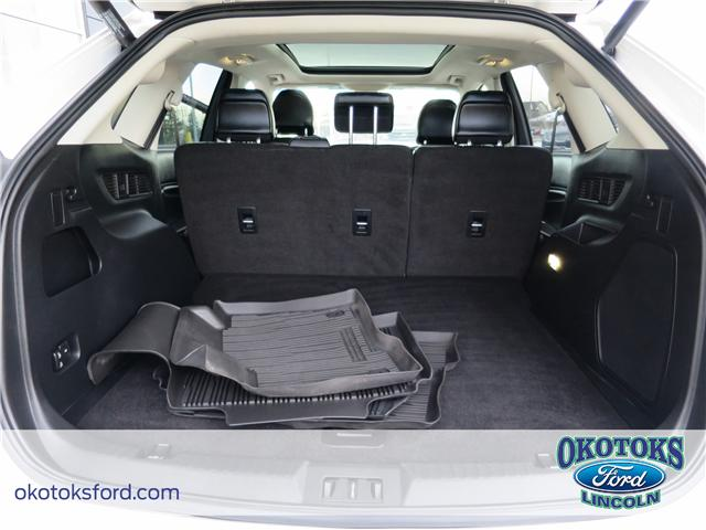 2017 Ford Edge Titanium (Stk: B83360) in Okotoks - Image 11 of 22