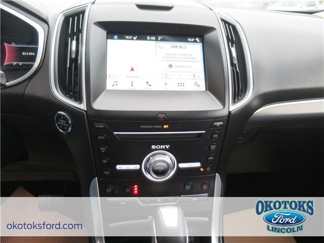 2017 Ford Edge Titanium (Stk: B83360) in Okotoks - Image 13 of 22