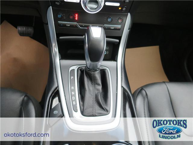 2017 Ford Edge Titanium (Stk: B83360) in Okotoks - Image 14 of 22