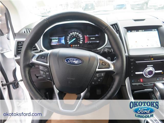 2017 Ford Edge Titanium (Stk: B83360) in Okotoks - Image 16 of 22