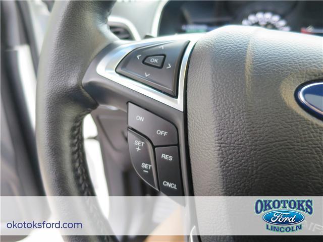 2017 Ford Edge Titanium (Stk: B83360) in Okotoks - Image 18 of 22