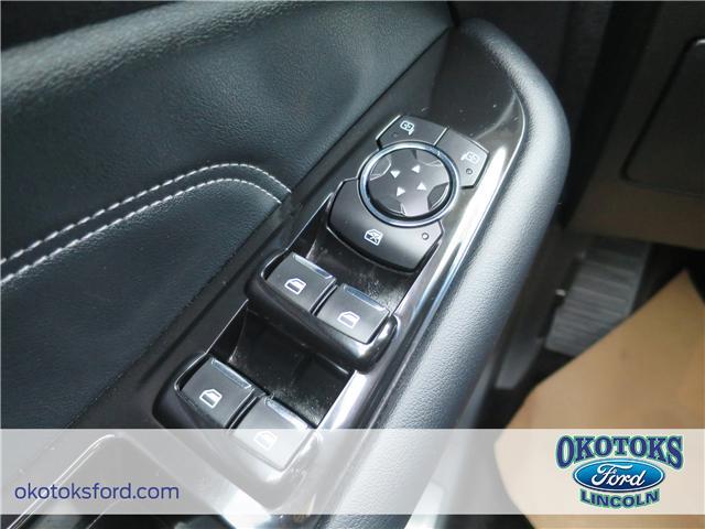 2017 Ford Edge Titanium (Stk: B83360) in Okotoks - Image 19 of 22