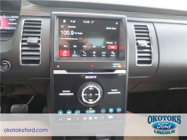 2018 Ford Flex Limited (Stk: B83367) in Okotoks - Image 17 of 26