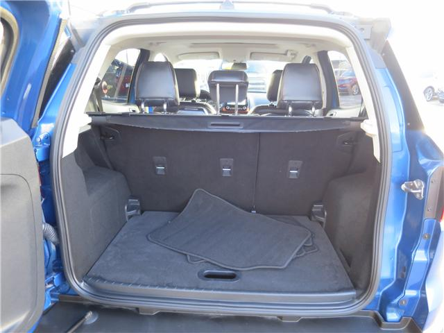2018 Ford EcoSport SES (Stk: B81355) in Okotoks - Image 11 of 22