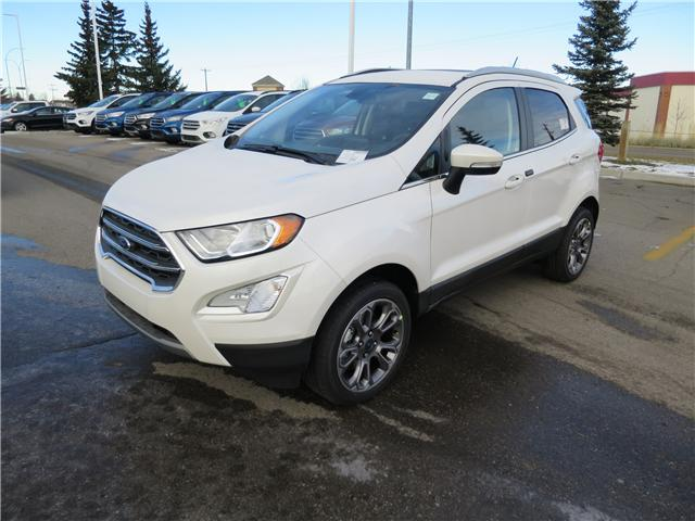 2018 Ford EcoSport Titanium (Stk: JK-519) in Okotoks - Image 1 of 5