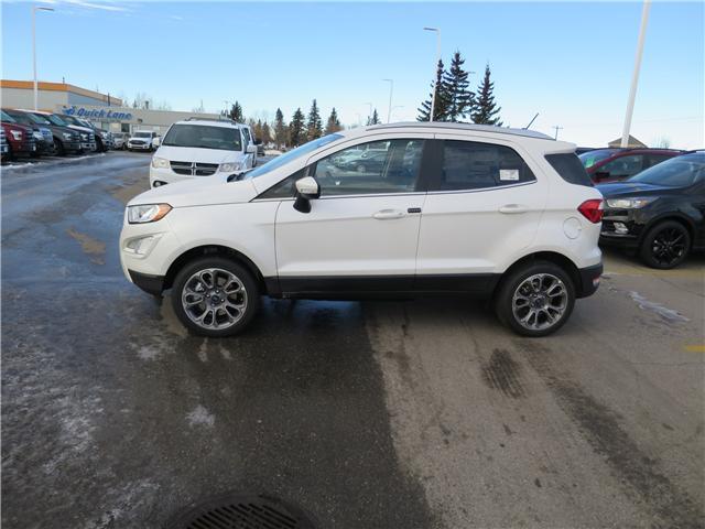 2018 Ford EcoSport Titanium (Stk: JK-519) in Okotoks - Image 2 of 5
