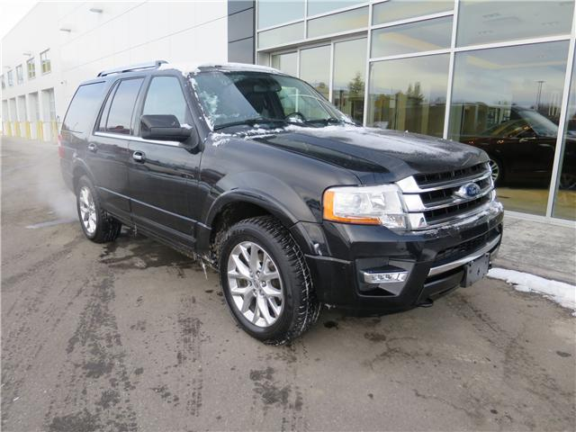 2017 Ford Expedition Limited (Stk: B81356) in Okotoks - Image 3 of 25