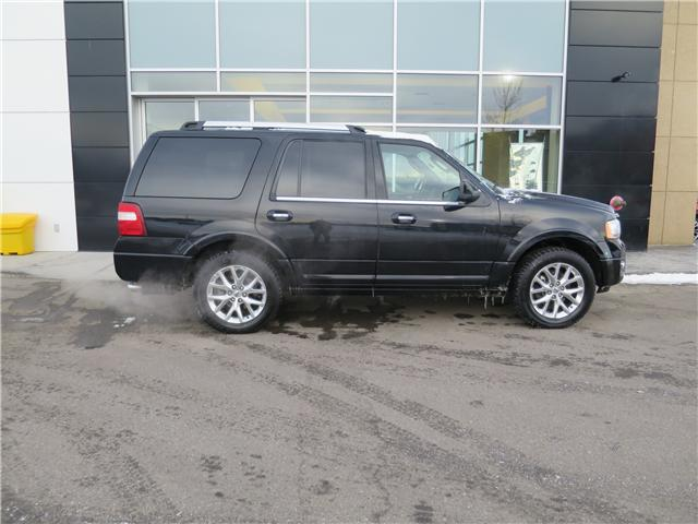 2017 Ford Expedition Limited (Stk: B81356) in Okotoks - Image 4 of 25