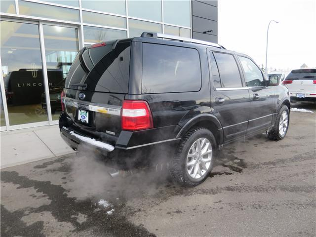 2017 Ford Expedition Limited (Stk: B81356) in Okotoks - Image 5 of 25