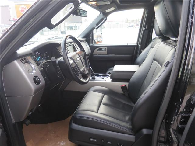 2017 Ford Expedition Limited (Stk: B81356) in Okotoks - Image 9 of 25