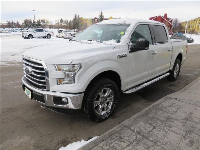 2016 Ford F-150 XLT (Stk: J-788A) in Okotoks - Image 1 of 19