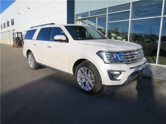 2018 Ford Expedition Max Limited (Stk: B81365) in Okotoks - Image 3 of 25