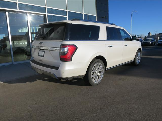 2018 Ford Expedition Max Limited (Stk: B81365) in Okotoks - Image 5 of 25