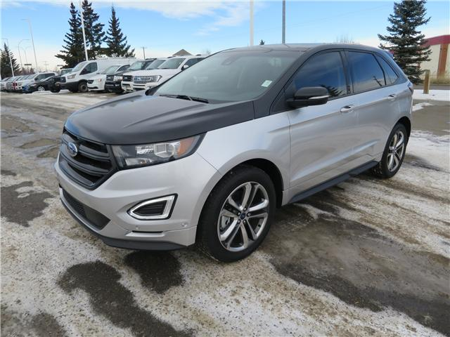 2018 Ford Edge Sport (Stk: J-521) in Okotoks - Image 1 of 6