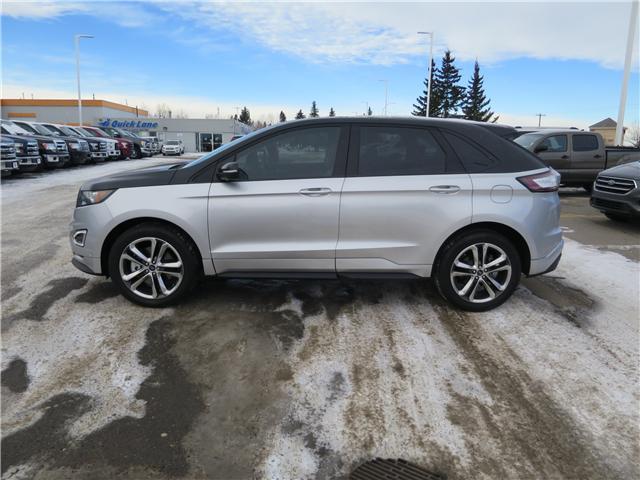 2018 Ford Edge Sport (Stk: J-521) in Okotoks - Image 2 of 6