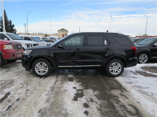 2019 Ford Explorer XLT (Stk: KK-41) in Okotoks - Image 2 of 5