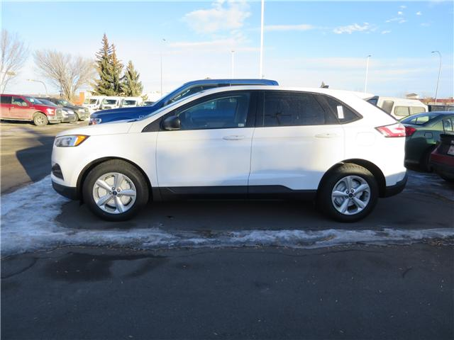 2019 Ford Edge SE (Stk: K-260) in Okotoks - Image 2 of 5