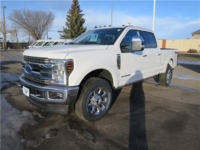 2019 Ford F-350 Lariat (Stk: KK-64) in Okotoks - Image 1 of 5