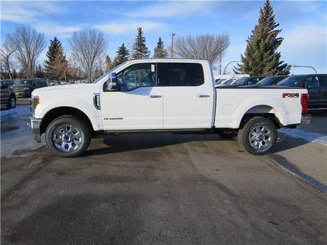 2019 Ford F-350 Lariat (Stk: KK-64) in Okotoks - Image 2 of 5