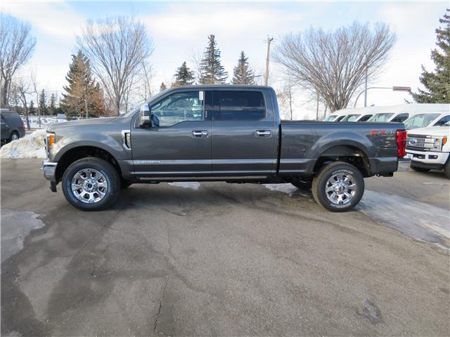 2019 Ford F-350 Lariat (Stk: KK-69) in Okotoks - Image 2 of 6
