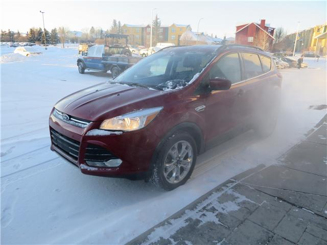 2015 Ford Escape SE (Stk: B83150A) in Okotoks - Image 1 of 22