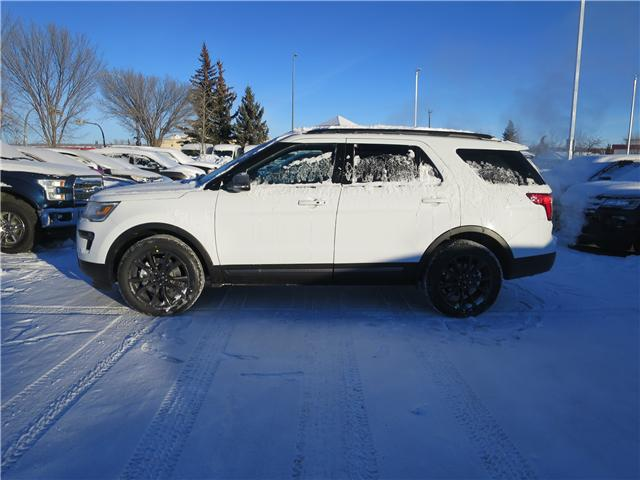 2019 Ford Explorer XLT (Stk: KK-58) in Okotoks - Image 2 of 5