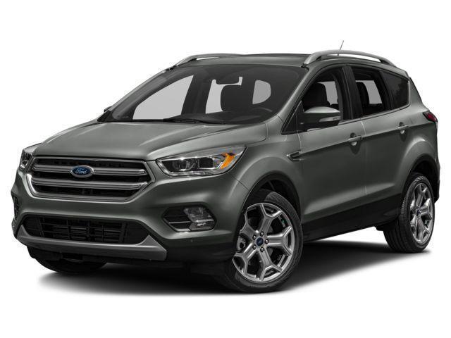 2018 Ford Escape Titanium (Stk: J-2814) in Okotoks - Image 1 of 9