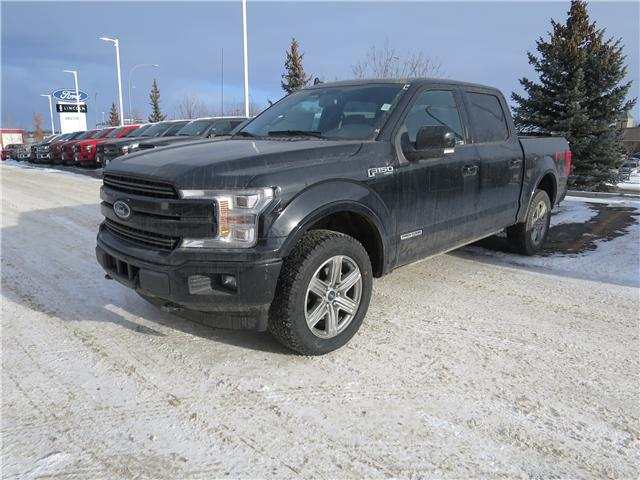 2018 Ford F-150 Lariat (Stk: J-2630) in Okotoks - Image 1 of 5